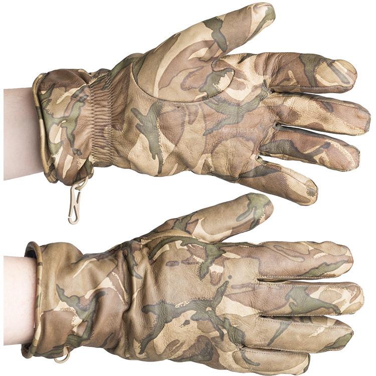 Рукавички MTP Combat Gloves шкіряні утеплені оригінал Британія 1 сорт
