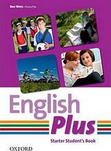 English Plus Starter Student's Book