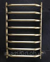 Бронзовый полотенцесушитель Ольха 08П 500*800 АЗОЦМ, фото 1