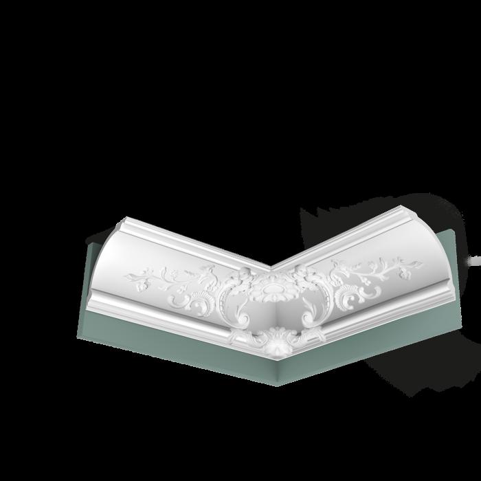 Карниз Orac Decor C338B (184x184)мм