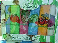 "Кухонное полотенца ""Вафелька фрукта"""