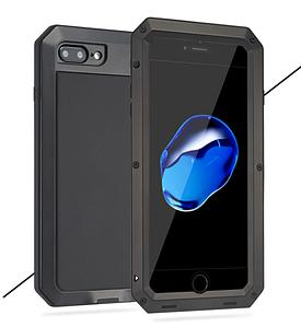 Чехол Lunatik Taktik Strike Black для iPhone 7 plus/8 plus