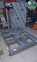Ваги на 500 кг товарні електронні BH-500-1-А(сі)(500X600) (Промприлад)., фото 4
