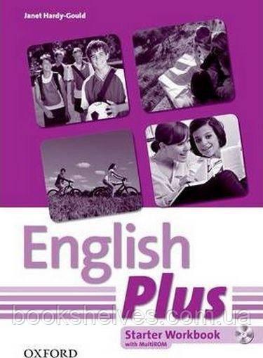 English Plus Starter WorkBook + MultiROM