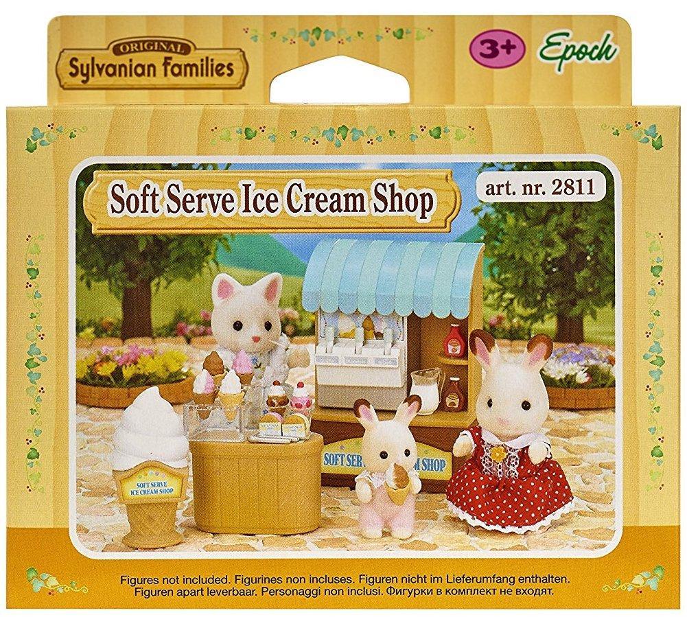 Sylvanian Families  Набор Ларек с мороженым  5054