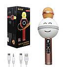 Микрофон - караоке с беспроводной колонкой WS-878, фото 7