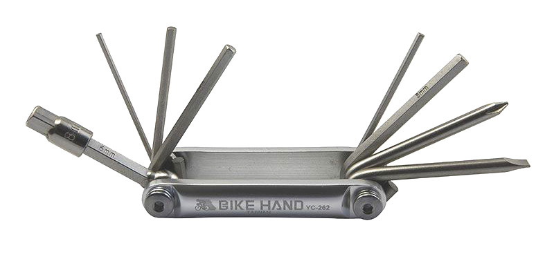 Мультитул (набор шестигранников) Bike Hand YC-262