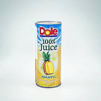 Сік ананасовий DOLE  0.250 л
