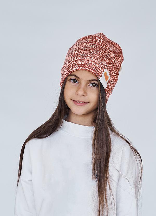 Детская шапочка для девочек БЕТТИ оптом размер 50-52
