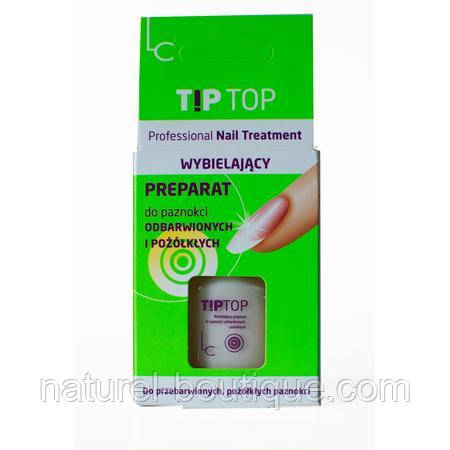 Отбеливающее средство Tip Тop Laura Conti для обесцвеченных  и пожелтевших ногтей