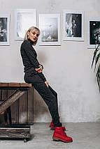 """Ангорвый женский спортивный костюм """"SOFT"""" с водолазкой (4 цвета), фото 3"""