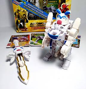 Робот-трансформер Белый Ельф