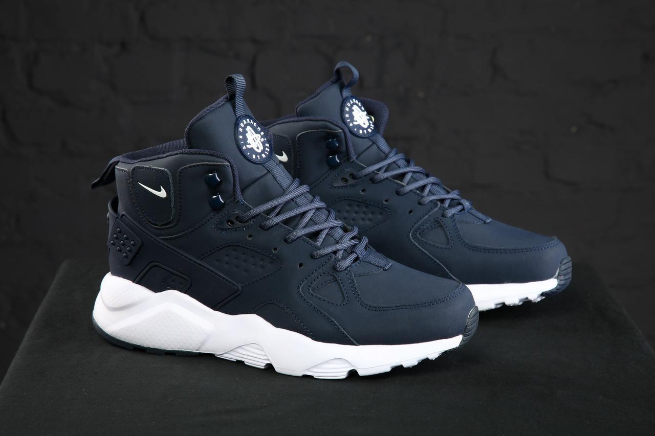 43230e17 Мужские Кроссовки Nike Air Huarache Winter Найк Хуараче (реплика ...