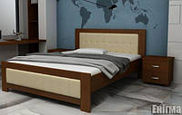 Кровать деревяная 160х200 Енигма Явіто