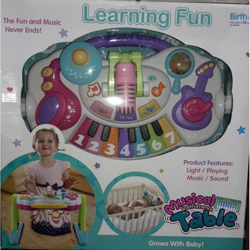 Развивающая игрушка Learning Fun Музыкальный центр 35906