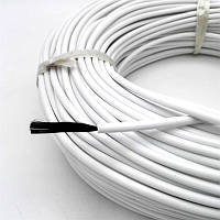 Карбоновый  кабель К-33С. Продажа от 1 м. R-33 Ом/м.пог., D -3,0 мм.,