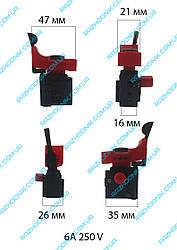 Кнопка дрилі DWT SBM-500 / 600 / 750 VS