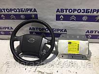 AirBag подушка безопасности торпеды в руль салона Kia Sorento 06-09 Киа Соренто