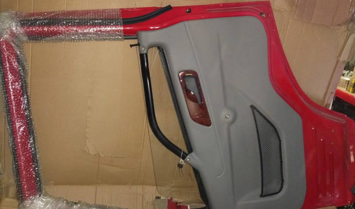 Дверь правая в сборе FAW СА3252 (Фав 3252), фото 2