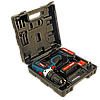 Шуруповерт аккумуляторный Зенит ЗША-12 M LI, фото 3