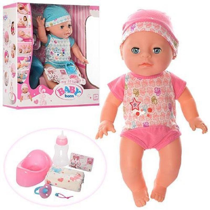 Детский пупсик Baby Born YL17120-S 34 см