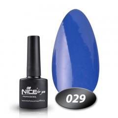 Гель-лак Nice for you № 29 (индиго), 8,5 мл