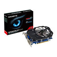 Видеокарта Radeon R7 240 OC Gigabyte 2Gb