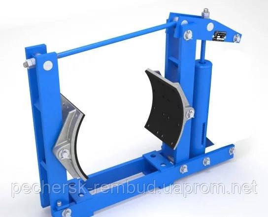 Тормоз колодочный (Рамка ) ТКГ 300, фото 2