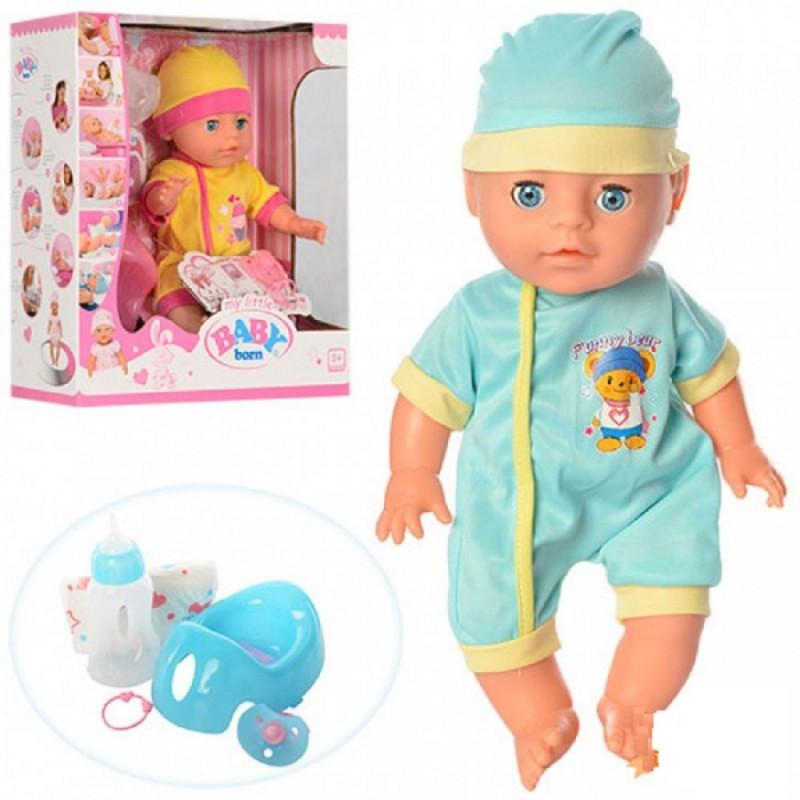 Детский пупсик Baby Born YL1712I-S 34 см