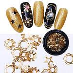 Прикраси для дизайну нігтів