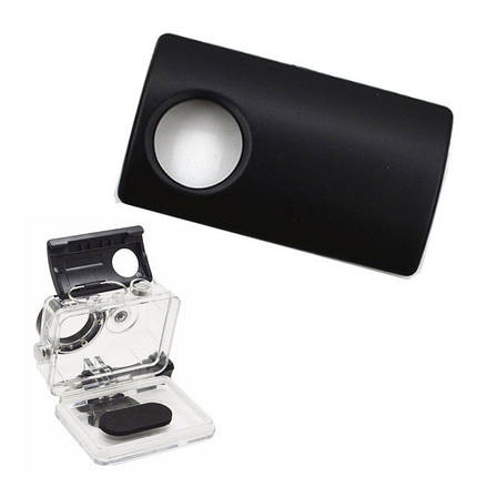 Зажим - защелка для аквабокса для экшн камер Xiaomi YI, фото 2