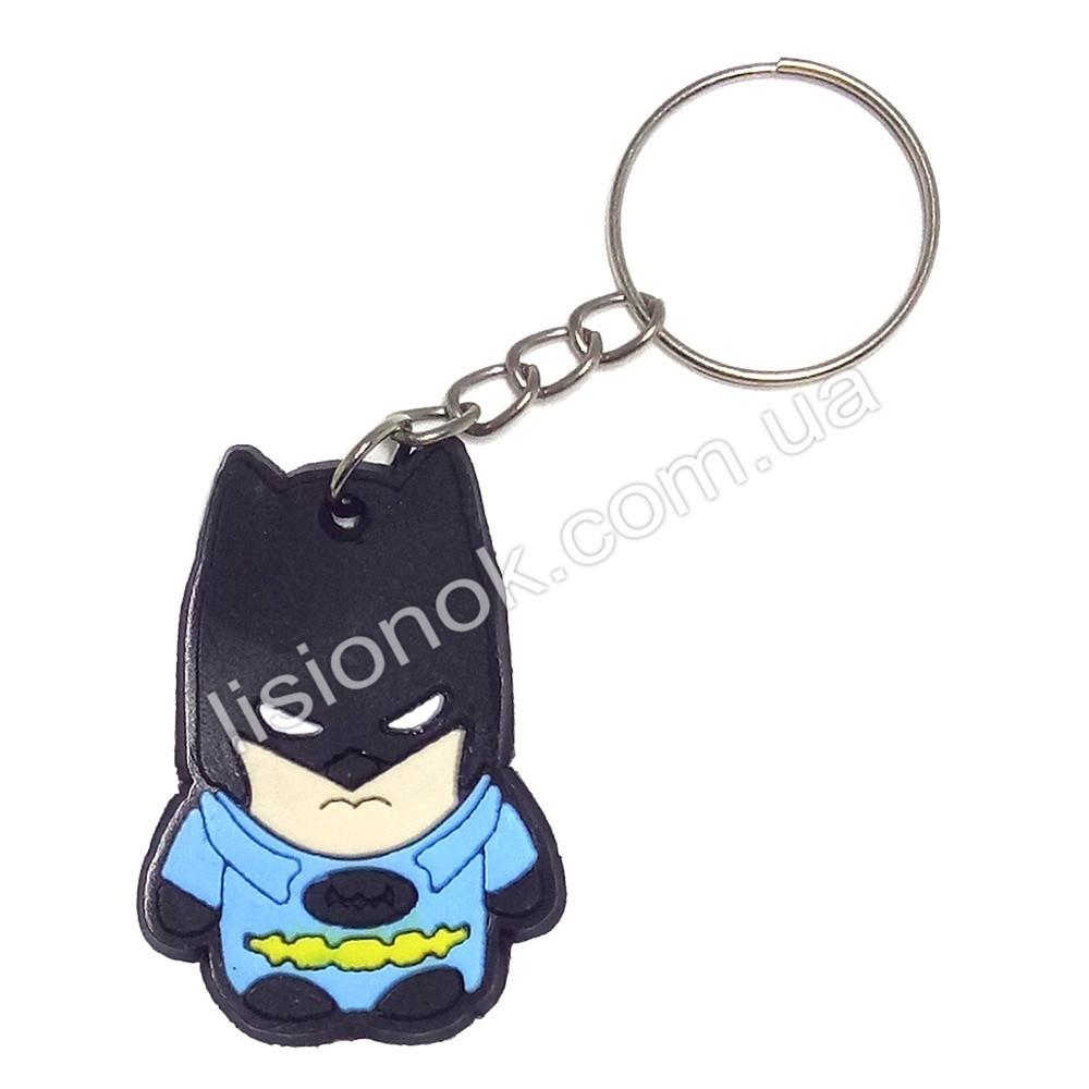 Брелок Бэтман, игрушка - стильный аксессуар