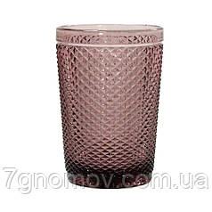 Стакан Bailey Emili 350 мл розовый (102-32)