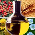 Природні рослинні олії - зволоження та живлення.