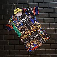 Versace футболка в Украине. Сравнить цены, купить потребительские ... 66bed0296bb