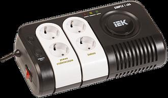Стабилизатор напряжения Simple 1 кВА электронный переносной, IEK