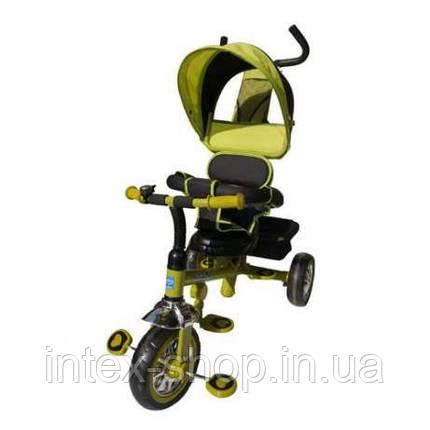 Трехколесный велосипед Bambi B32-TM-1 Зеленый, фото 2