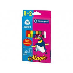 Фломастеры Centropen Magic 10 цветов 2549-10