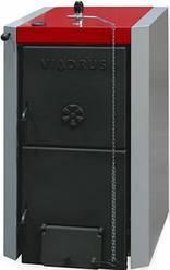 Твердотопливный котел Viadrus U22 D 5 секциий