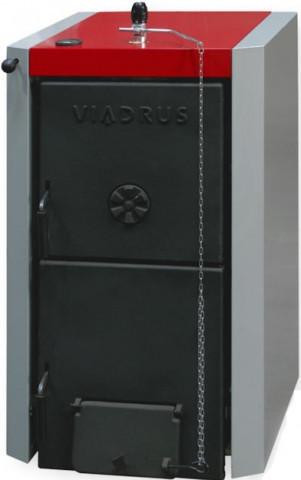Твердотопливный котел Viadrus U22 C 3 секции