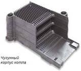 Стационарный (напольный) газовый чугунный котел Protherm 50 KLO M, фото 3
