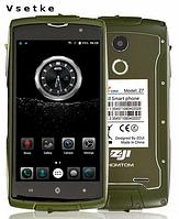 "Zoji Z7 5.0 "" 3G Android 6.0 2GB RAM 16 GB ROM 4 ядра IP68 Водонепроницаемый смартфон Dual SIM , фото 1"