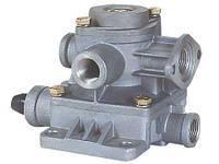 Клапан управління гальмами причіпа BPW, MAN, RVI (в-во Knorr Bremse)