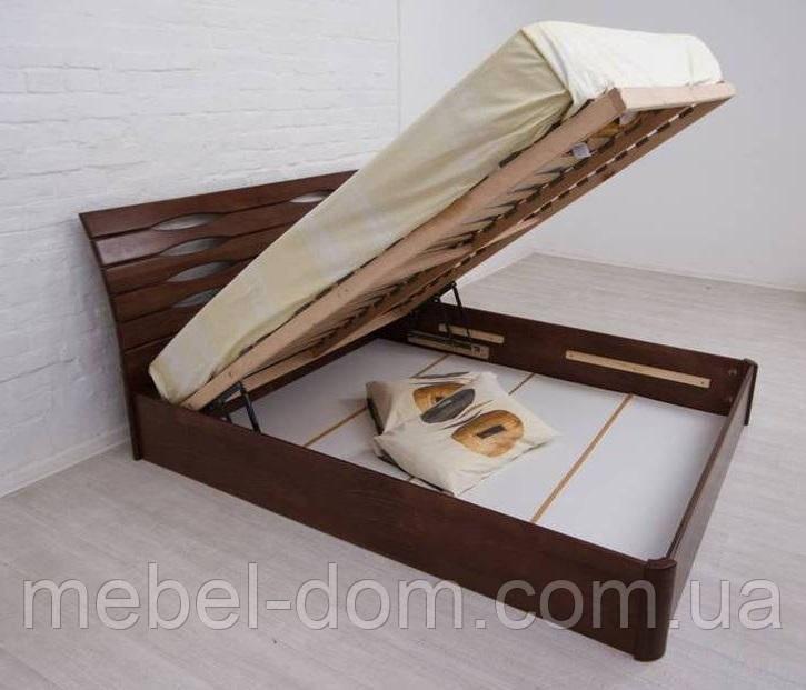 """Кровать двуспальная Олимп """"Марита V с подъемным механизмом"""" (160*190)"""
