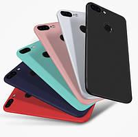 TPU чехол Candy для Huawei P Smart (5 Цветов)