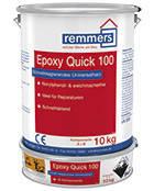2-компонентная быстрореагирующая прозрачная смола EPOXY QUICK 100