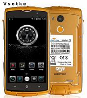 "Zoji Z7 5.0 "" 3G Android 6.0 2 GB RAM 16 GB ROM 4 ядра IP68 Водонепроницаемый смартфон Dual SIM , фото 1"