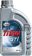 Fuchs Titan GT1 5W-40 синтетическое моторное масло, 1 л (600756291)