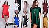 Жіноча сукня з мітенками Вівьен 8 кольорів