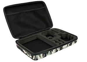 Кейс для GoPro и экшн камер (Case Large Camouflage)  30*20*6 cm, фото 3